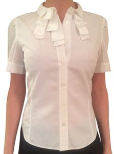 Louis Vuitton Designer Cotton Top White