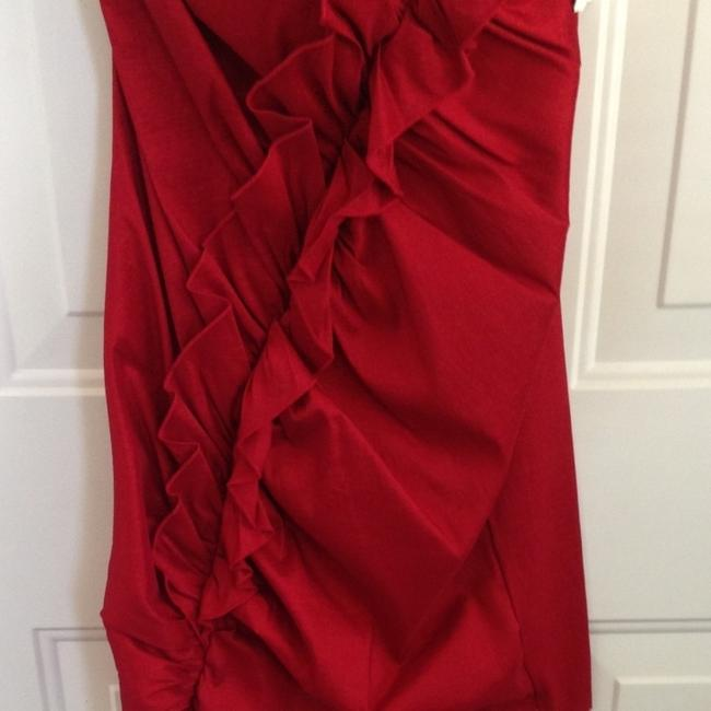 Teeze Me Valentine's Day Form-fitting Tight Rosette Dillard's New New With Tags Dress