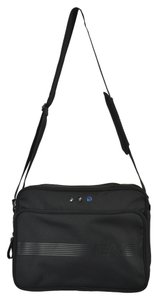 Emporio Armani EA7 Black Messenger Bag