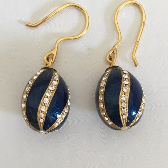 Jennifer Miller Jewelry custom diamond and blue resin