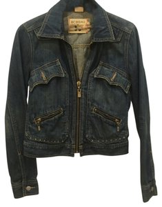 BCBGeneration blue Womens Jean Jacket