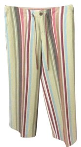 Tommy Bahama Wide Leg Pants Multi stripe