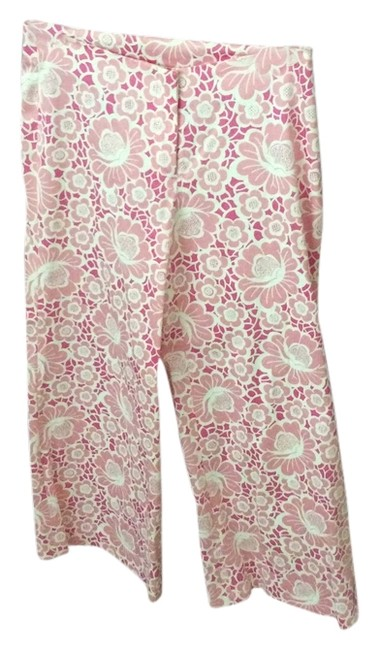 Item - Pink and White Summer Collection Pants Size 6 (S, 28)