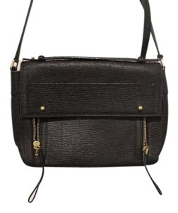 3.1 Phillip Lim Messenger Leather Black Messenger Bag