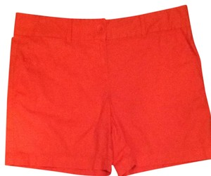 Ann Taylor LOFT Shorts Highlight Coral