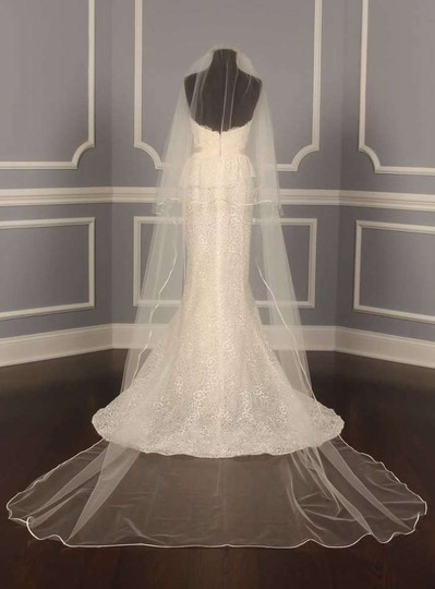 Ivory Long Your Dream Dress Exclusive S5570vl Chapel Length Bridal Veils