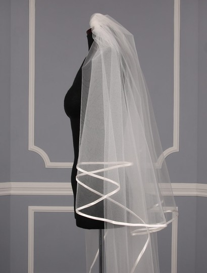 Ivory Long S5570vl Chapel Length Bridal Veil