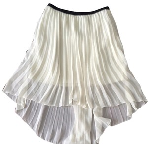 Zara Mini Skirt White
