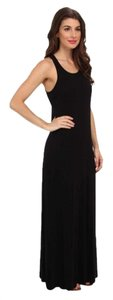 Black Maxi Dress by Splendid Tank Maxi Cotton
