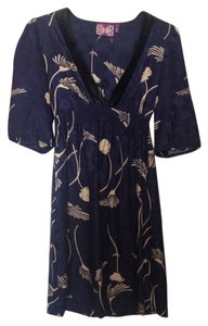 Yumi Kim short dress Navy on Tradesy