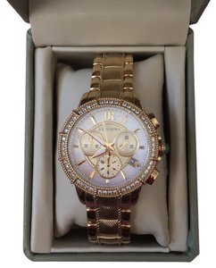 Judith Ripka Judith ripka Gold Chrongraph Watch-size Small