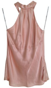 Laundry by Shelli Segal Petal Pink Halter Top