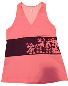 Lululemon Lululemon Racer Back Top With Floral Design