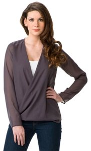 Laundry by Shelli Segal Top Slate