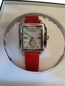 GV2 By Gevril New! Authentic GV2 by GEVRIL BARI Model #9201 Diamond/MOP ladies watch MSRP $1995
