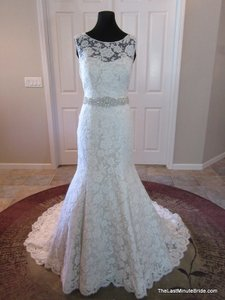 Allure Bridals Mj14 Wedding Dress