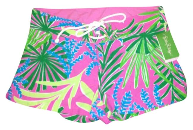 Item - Hibiscus Pink Brianna Shorts Size 4 (S, 27)