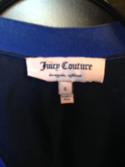 Juicy Couture Fitted Monogram Cardigan