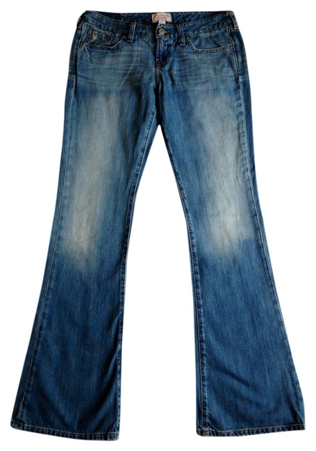 Preload https://item2.tradesy.com/images/abercrombie-and-fitch-flare-leg-jeans-washlook-3542011-0-0.jpg?width=400&height=650