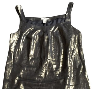 J.Crew Top Metallic