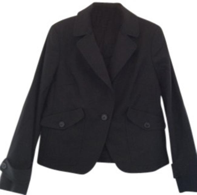 Talbots Ebony Black Jacket