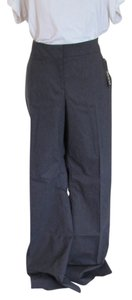 Lane Bryant Tall Flare Pants Heather Charcoal Gray