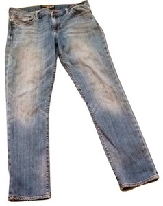 Lucky Brand Straight Leg Jeans-Medium Wash