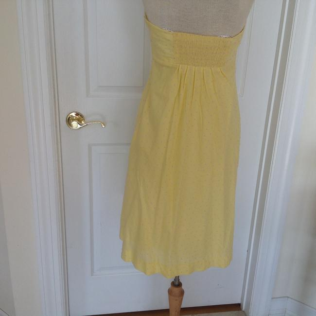 Lilly Pulitzer short dress Yellow & Pink on Tradesy