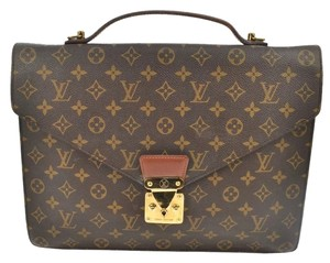 Louis Vuitton Bandouliere Briefcase Laptop Laptop Bag