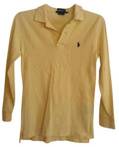 Polo Ralph Lauren Top Yellow