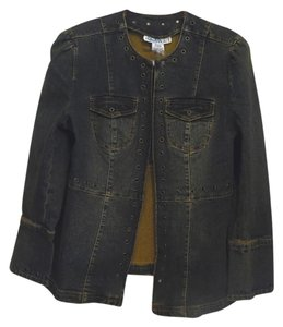 Denim 24/7 Womens Jean Jacket