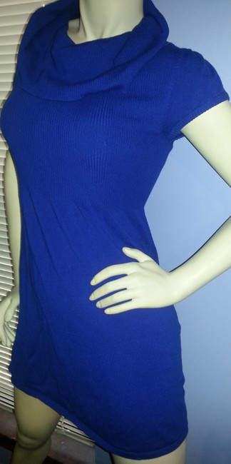 Wet Seal short dress Blue on Tradesy