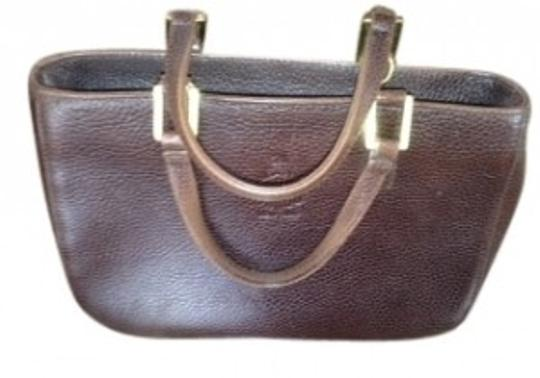Preload https://item3.tradesy.com/images/mark-cross-vintage-handbag-brown-pebbled-leather-with-brass-hardware-satchel-35452-0-0.jpg?width=440&height=440