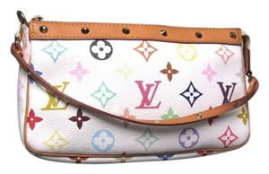 Louis Vuitton Monogram Pochette Baguette