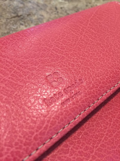 Kate Spade Pink Leather