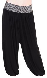 M by M Kalan Baggy Pants black