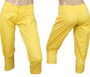 Durian Capris yellow