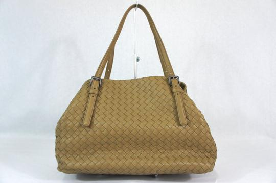 Bottega Veneta Tote in Bronze