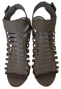 Steve Madden Grayish Tan Sandals