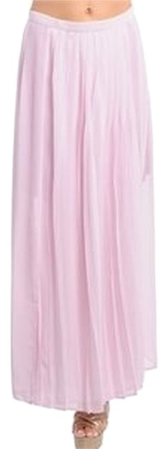 Other Maxi Skirt pink