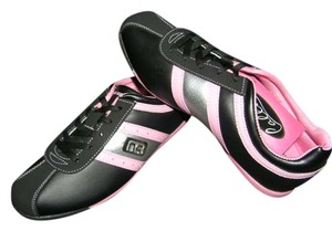 Dream Seek Tennis Black & Pink Athletic