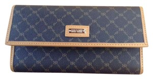 Rioni Rioni monogrammed signature wallet