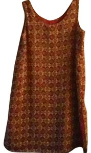 Red Maxi Dress by Summer Floral Beige