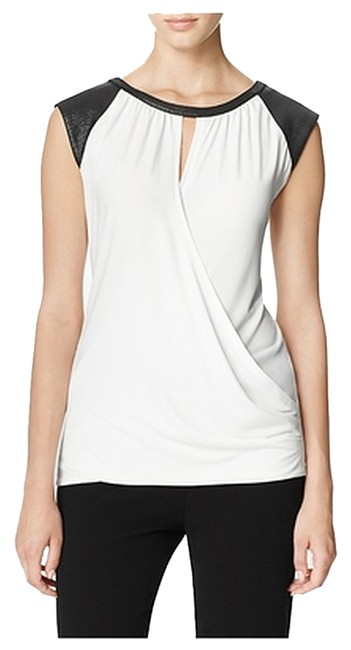 Calvin Klein Top White/Black