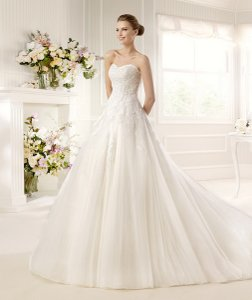 La Sposa Milord Wedding Dress