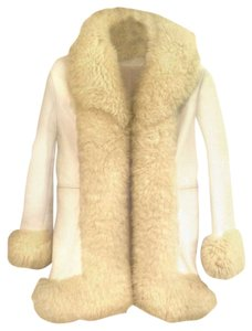 Vintage 1960's Jacket Excellent Condition Stand Out One Of A Kind Iconic Must Have Fur Coat