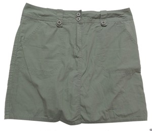 Bay Studio Skort Green