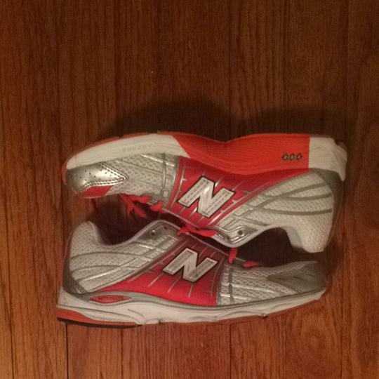 New Balance Orange Athletic