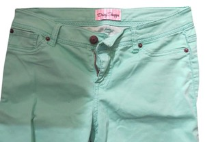 Daisy Shoppe Skinny Pants Mint