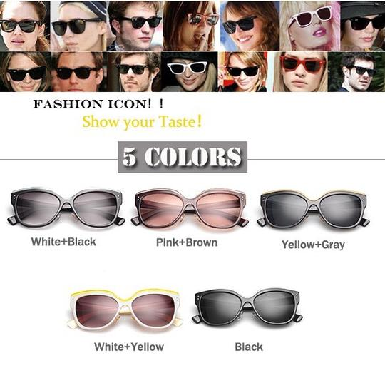 Other White Cat Eye Sunglasses